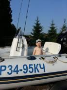 Продам лодку риб brig Falcon F400 в Красноярске