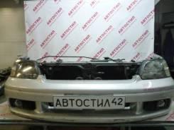 Nose cut Subaru Legacy