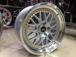 Диск литой BBS DM902 17/5*114-73.1 ET32 8.5J SL+gold