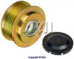 Механизм свободного хода генератора Wai 24-82273 Chrysler: 04868431AF 04868431AG 4686430AF 4868430AB 4868430AC 4868430AD 4868430AE 4868430AF
