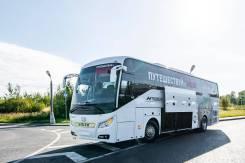 Higer KLQ6128K. Higer KLQ 6128LQ, 55 мест, ровный пол, Туристический автобус, 55 мест, В кредит, лизинг. Под заказ