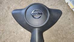 Airbag в руль. Nissan Juke, F15, F15E, NF15, YF15 HR15DE, HR16DE, MR16DDT
