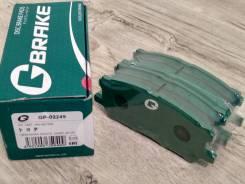 Колодки G-brake GP-02249, 044650W070, 0446548070, 446548080 Перед