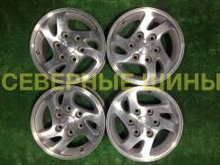Литые диски R15 6/139.7