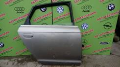 Дверь задняя правая Audi A6 C6 4F2/C6, 4F5/C6 седан голое железо