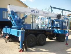 Випо-32. Автогидроподъемник ВИПО-32-01-43118 на шасси Камаз-43118 (6х6), 32,00м.
