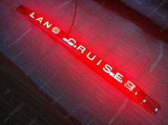 LED молдинг на заднюю дверь Toyota LAND Cruiser 200 2016+