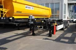 Orthaus. CGS010 контейнеровоз 40 футов ССУ 1100 мм, 32 000кг.