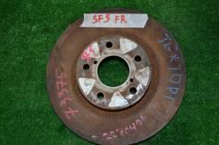 Диск тормозной Subaru Forester SF5 F R 26310AA092