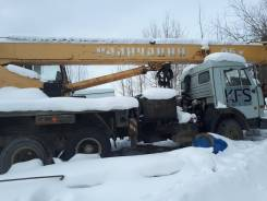 Урал Челябинец КС-45721, 2004