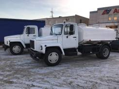 ГАЗ. 33098, молоковоз 4,2 куб. м., 2020 г., 4 400куб. см., 4 000кг., 4x2