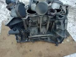 Блок двигателя с поршневой
