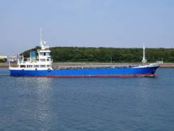 Судно сухогруз General Cargo 55 м из Японии