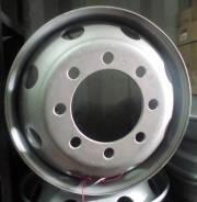 Диск колесный стальной 22,5*8,25 (8 шпилек) Dст=220 ET162 Dпо центрам=285 Dшпильки=33 529108A810