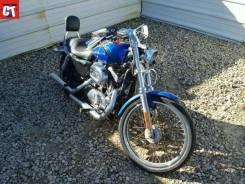Harley-Davidson Sportster 1200 Custom XL1200C. 1 200куб. см., исправен, птс, без пробега