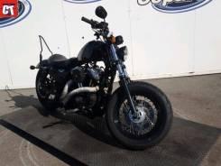 Harley-Davidson Sportster Forty-Eight XL1200X, 2012