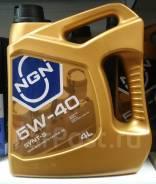 NGN Gold. 5W-40, синтетическое, 4,00л.