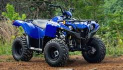 Yamaha Grizzly 125, 2018