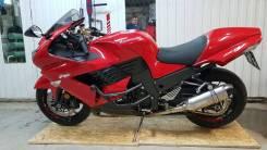 Kawasaki Ninja ZX-14R, 2010