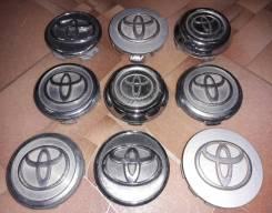 Колпачки на литые диски Toyota 1шт