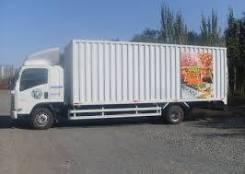 Грузовой фургон в Ангарске