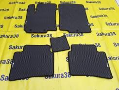 Коврики салона EVA для Hyundai Solaris 2011-2016 / Kia Rio