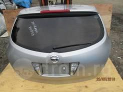 Дверь багажника. Nissan Murano, PNZ50, PZ50, Z50