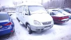 ГАЗ ГАЗель Пассажирская, 2007