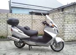 Suzuki Burgman AN650, 2006