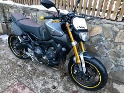 Yamaha MT-09, 2016