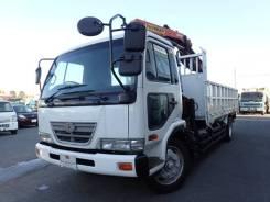 Nissan Diesel. NissaN UD, 9 200куб. см., 7 500кг., 4x2. Под заказ