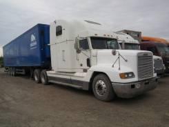 Freightliner FLD SD. Продаётся сцепка, 14 000куб. см., 25 000кг.