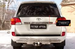 Спойлер крышки багажника Toyota LC 200 2012-2015