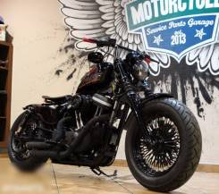 Harley-Davidson Sportster 1200 Custom XL1200C Bobber, 2011