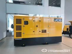 Новый дизельный генератор JCB G330QX в наличии