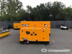 Новый дизельный генератор JCB G45QS 33-36 кВт в наличии