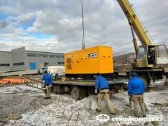 Новый дизельный генератор JCB G200QS 144-158 кВт в наличии