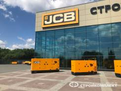 Новый дизельный генератор JCB G220QS 159-176 кВт в наличии