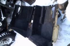 Ковровое покрытие. BMW X3, E83