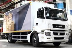 КамАЗ 5325. Камаз 5325 фургон 80мм из сэндвич-панелей (АМЗ)