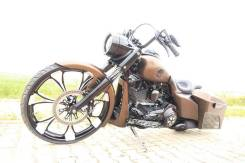 Harley-Davidson Road King Bagger Custom, 2013