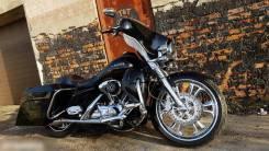 Harley-Davidson Street Glide FLHX Bagger Custom, 2008