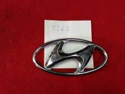 Эмблема багажника. Hyundai Entourage Hyundai Solaris Hyundai Santa Fe D4BB, D4BH
