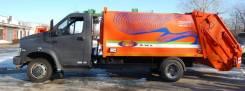 ГАЗ 53Б. МК-1441-14 на шасси ГАЗ-C41R33 Мусоровоз (б/к кузов, 4 400куб. см. Под заказ