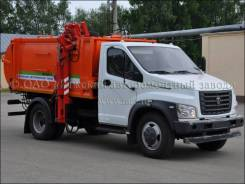 ГАЗ. МК-1451-14 на шасси -С41R33 Мусоровоз (бок. загр), 4 400куб. см. Под заказ