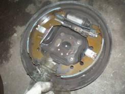 Стояночная тормозная система. Mazda Demio, DY3R, DY3W, DY5R, DY5W Mazda Verisa, DC5R, DC5W