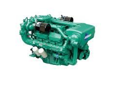 Главный двигатель Doosan L066TI