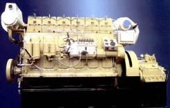 Судовой дизельный двигатель R6160. Под заказ