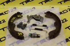 Механизм стояночного тормоза Nissan Teana J32 левый.