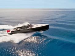 Лодка VanDutch 55